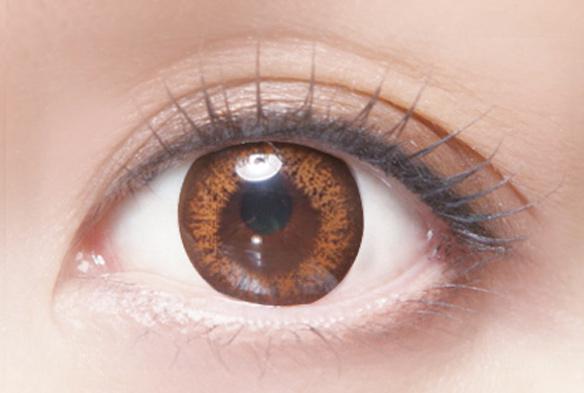 ミニハニー(ブラウン)(12.2mm)の画像